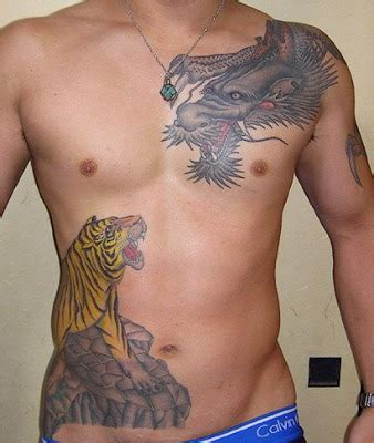 lower stomach tribal tattoos designs stomach aztec tribal tattoos