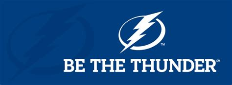 Be The Thunder Ta Bay Lightning Pictures To Pin On