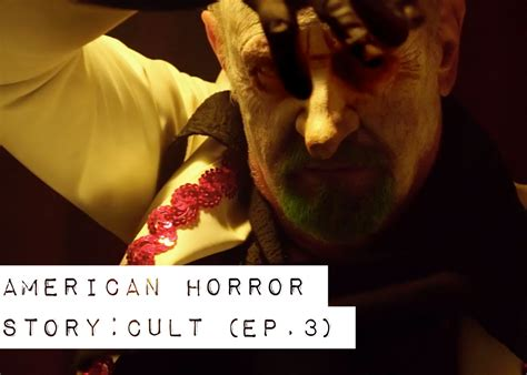 american horror story cult episode 3 quot neighbors american horror story cult episode 3 morbidly beautiful