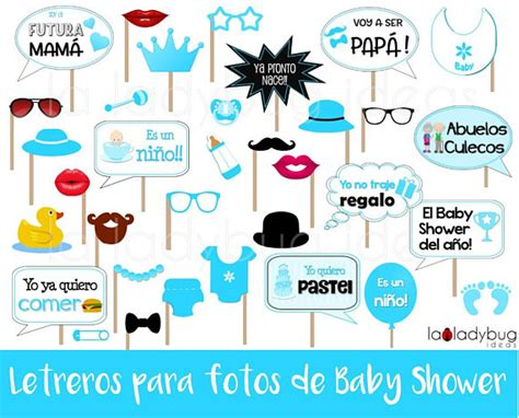 Ideas Para Baby Shower De Ni O Gratis by Winsome Ideas Baby Shower Ni O Letreros Para Fotos De
