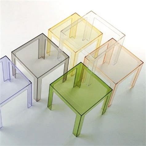 Kartell Jolly by Jolly Table Kartell Ambientedirect