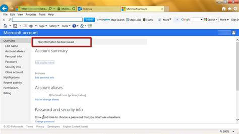 reset windows 8 password hotmail 2 easy ways to change a hotmail account password wikihow