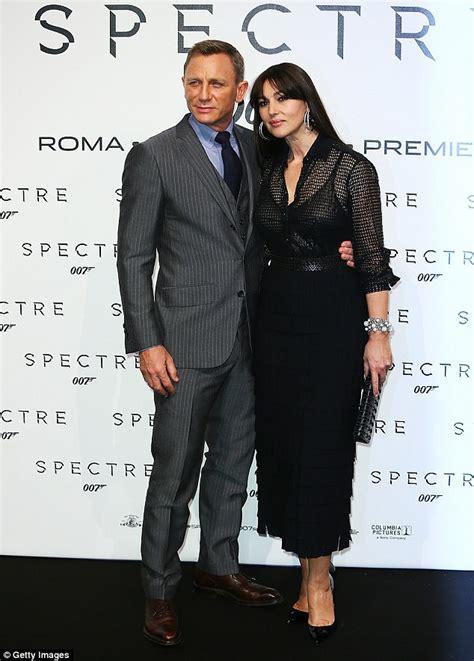 monica bellucci workout bond s daniel craig wants monica bellucci for new 007 film