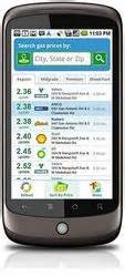 gasbuddy app android gasbuddy launches cheap gas locator app for android smartphones