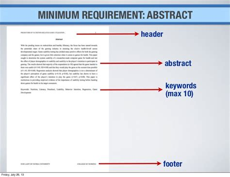 imrad format template imrad format for olfu students orient copy