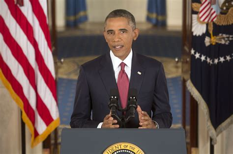 www biography of president barack obama president obama we will degrade and ultimately destroy