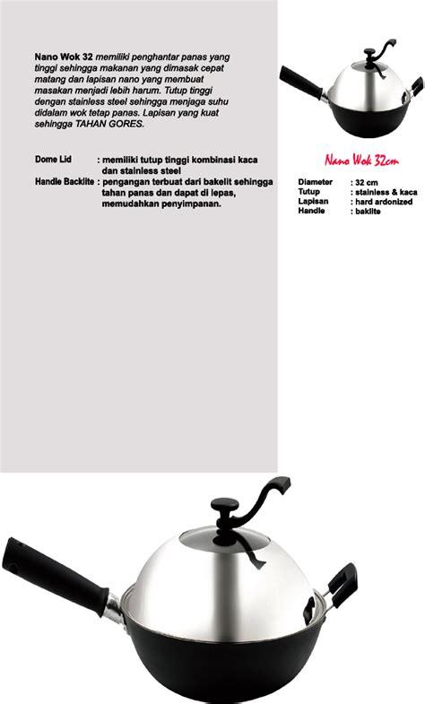 Signora Nano Wok 32cm rekomendasikan produk ini
