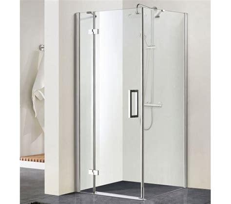 1000mm Pivot Shower Door Aqualux Aqua 8 Vibe Pivot Shower Door 1000mm 1159246