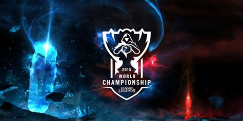 Calend Mundial Lol League Of Legends World Chionship 2015 To Be