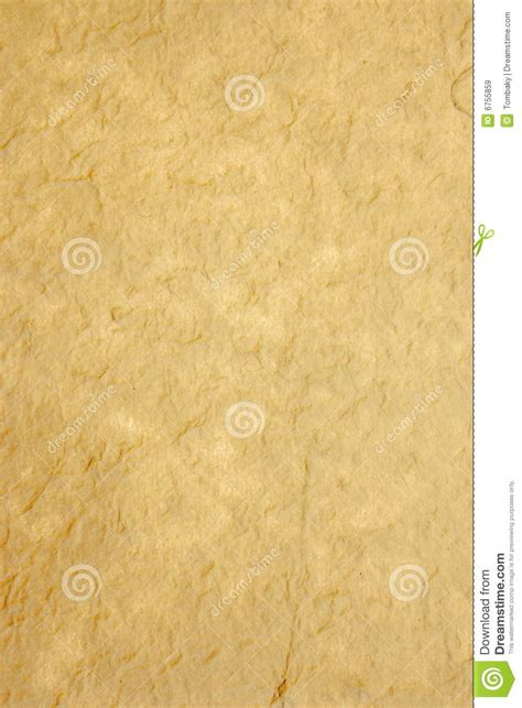 Handmade Rice Paper - pressed handmade rice paper royalty free stock images