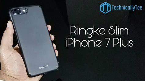 Ringke Slim Iphone 7 Grey iphone 7 plus ringke slim review