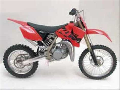 85cc motocross bike tribute to all the 80 85cc motocross bikes from 2000 2009