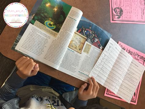 7 Interesting Things I Learned Reading Magazines by Scholastic Magazine Annotation Ramona Recommends