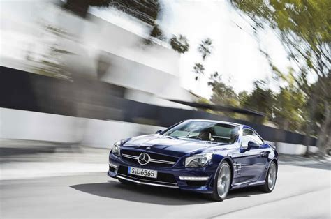 2013 mercedes sl65 amg v12 roadster launch in coming weeks