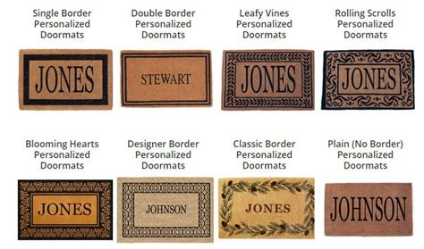 Doormats With A Difference - canada mats door mats mommomonthego