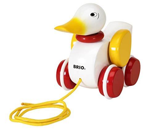 brio baby toys brio pull along duck baby toy baby toys zone