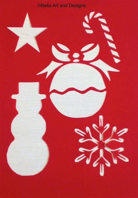 list  christmas stencils  gift