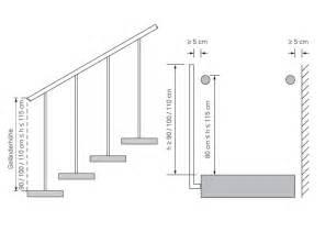 treppen din 18065 handlauf treppen treppenelemente baunetz wissen
