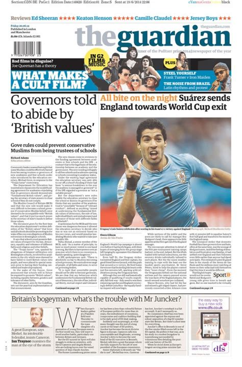 newspaper layout english english and uruguayan newspapers react to uruguay 2 1