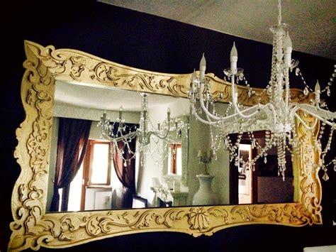 cornici barocche per specchi cornici