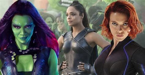 marvel film with all characters an all female marvel cinematic universe movie has been pitched