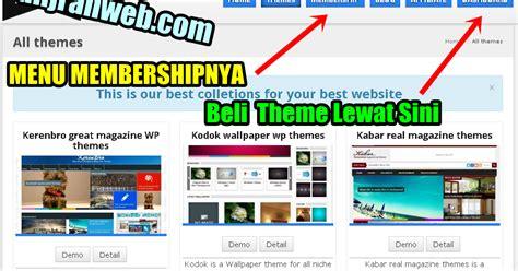 free download themes toko online download theme news bagus wordpress karya indonesia