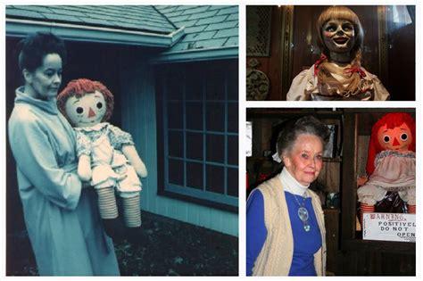 annabelle doll and lorraine warren la historia de la mu 241 eca annabelle tendencias crowlhy