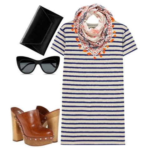 Trends Nautical by Nautical Fashion Trend Stripes Anchors 2018