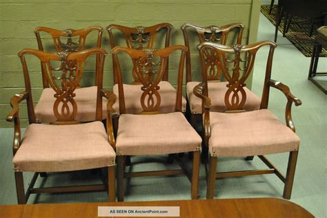 chippendale dining room set skane sessan mahogany dining room chairs