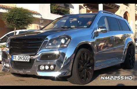 Mercedes Chrome by Chrome Mercedes Gl 500