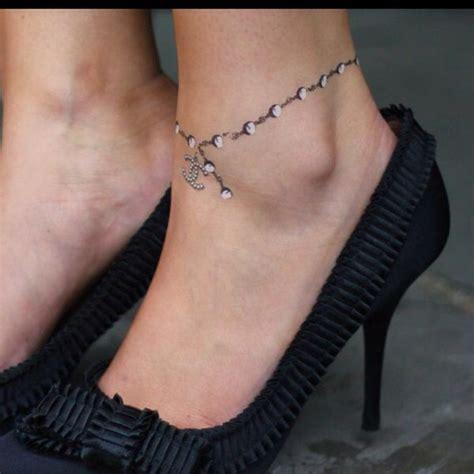 My Anklet ankle bracelet my style