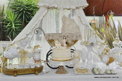 Fancy Baby Shower Decorations by Big Company The Vintage And Baby