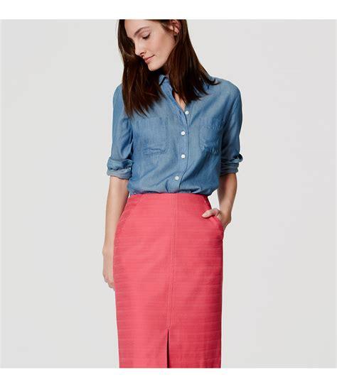 Buy Loft Gift Card - slit pencil skirt loft