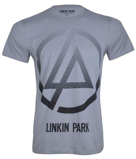 Polo Shirt Linkin Park Berkualitas linkin park gray cotton t shirt buy linkin park gray