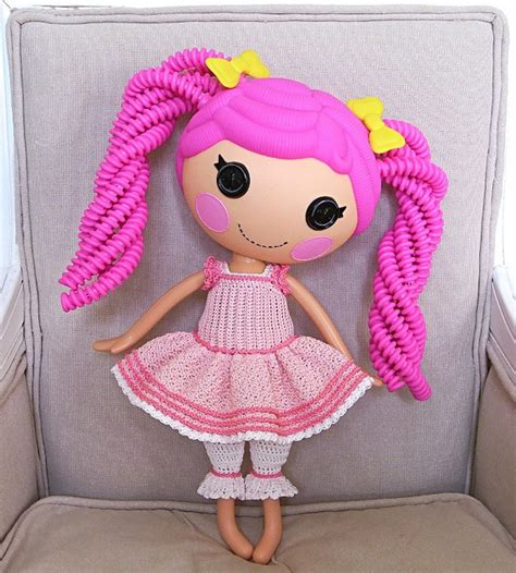 pattern for lalaloopsy clothes 47 best lalaloopsy patterns images on pinterest fabric