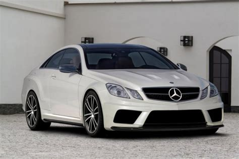 mercedes eclass amg mercedes e class coupe w207 63 amg black series imexdesigns