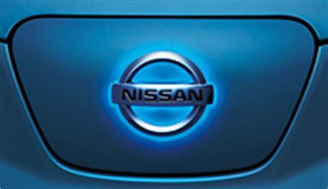 nissan leaf logo five official nissan leaf accessories you can t buy in the