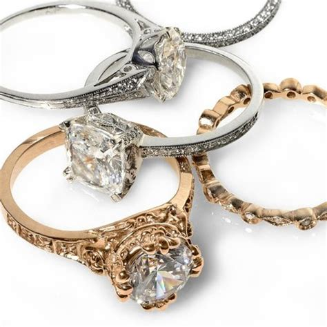 Wedding Ring Designers New York by Edgy Chic Gold Finger Ring Picture Of