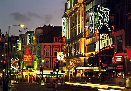 london s theatre district is located in which section of london west end area london united kingdom britannica com