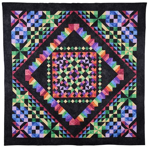 Kaleidoscope Quilt Shop by Kaleidoscope Block Of The Month