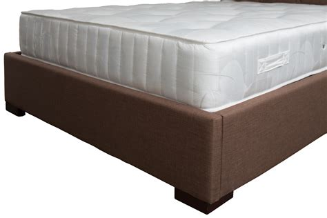 brown ottoman bed lightbox