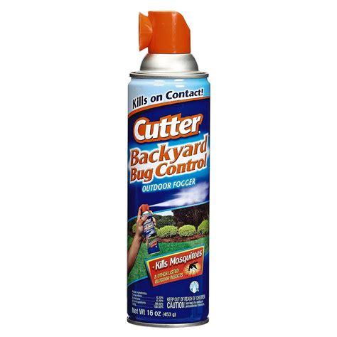cutter backyard bug control directions cutter 95704 backyard bug control outdoor fogger 16 oz