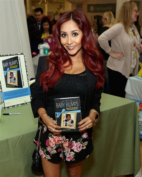 We Will Find Out Who Nicoles Baby Is Today by Snooki And Find Out She S A Baby
