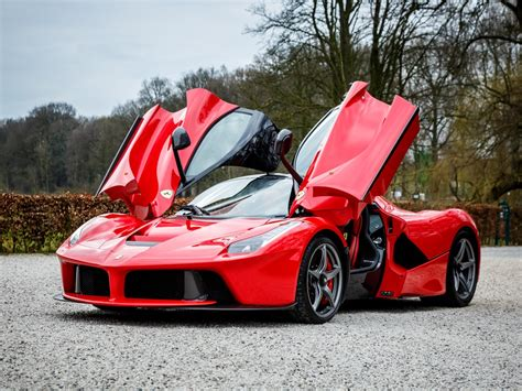ferrari ceo new ferrari ceo confirms laferrari spider gtspirit