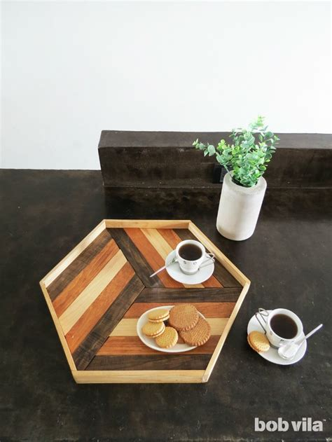 diy serving tray how to make a diy serving tray bob vila