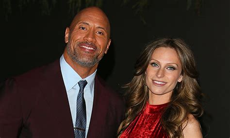 dwayne the rock johnson lauren hashian https www hellomagazine imagenes healthandbeauty