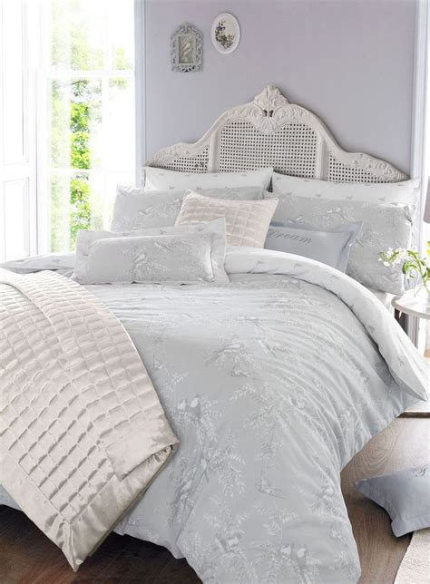 Bhs Duvets by Bhs Exclusive Willoughby Grey Fauna Bed Linen
