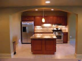 Merillat Kitchen Islands mhi interiors novi basement remodel final
