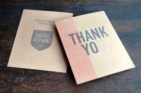 Kartu Ucapan Terima Kasih Pernikahan Wedding Thank You Card 5 contoh desain kartu ucapan terima kasih free