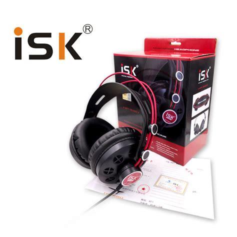 isk hp 580 next studio monitoring headphones sw